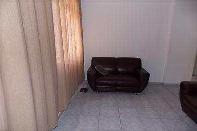 Apartamento, código 2119 em Santos, bairro Gonzaga