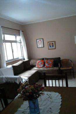 Apartamento, código 2111 em Santos, bairro José Menino