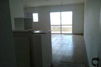 Apartamento, código 2092 em Santos, bairro Ponta da Praia