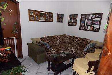 Apartamento, código 2090 em São Vicente, bairro Itararé