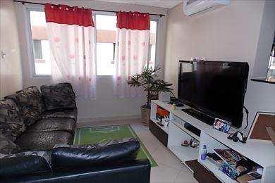 Apartamento, código 2075 em Santos, bairro José Menino