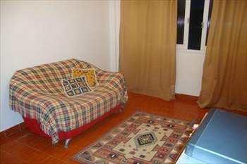 Apartamento, código 2052 em São Vicente, bairro Vila Valença