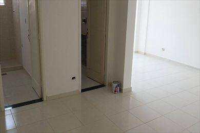 Sala Living, código 2045 em Santos, bairro Pompéia