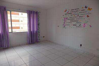 Apartamento, código 2040 em Santos, bairro José Menino