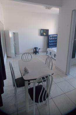 Sala Living, código 2039 em Santos, bairro José Menino
