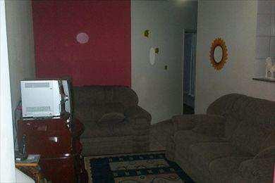 Apartamento, código 2002 em Santos, bairro Santa Maria
