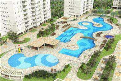 Apartamento, código 2001 em Santos, bairro Marapé