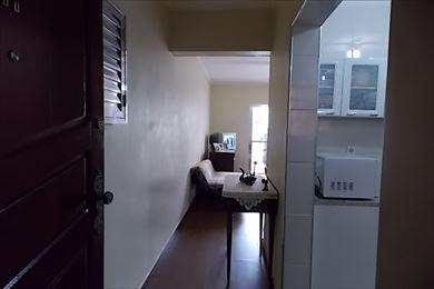 Apartamento, código 2025 em Santos, bairro José Menino