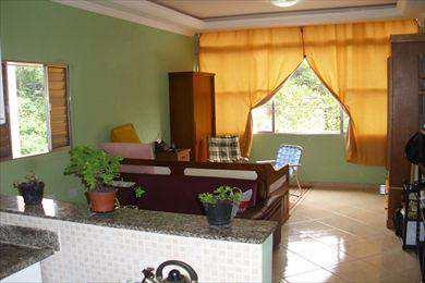 Sala Living, código 1949 em São Vicente, bairro Itararé