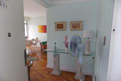 Apartamento, código 1907 em São Vicente, bairro Centro