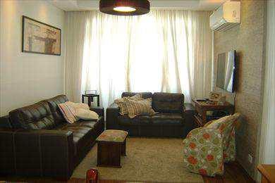 Apartamento, código 1872 em Santos, bairro Embaré