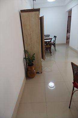 Apartamento, código 1863 em Santos, bairro Pompéia