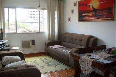 Apartamento, código 1867 em Santos, bairro Pompéia