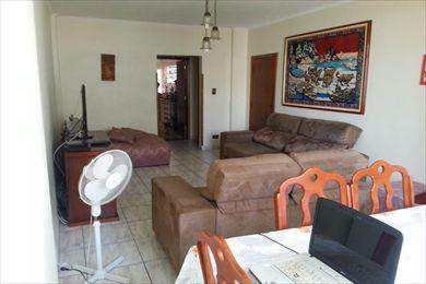 Apartamento, código 1850 em Santos, bairro José Menino