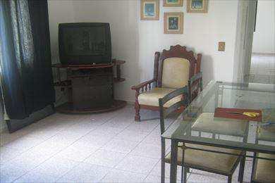 Apartamento, código 1843 em São Vicente, bairro Itararé
