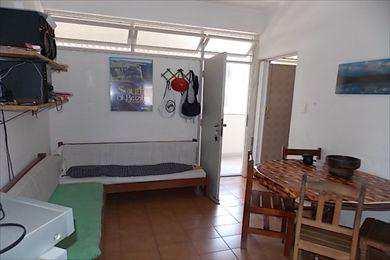 Apartamento, código 1823 em Santos, bairro José Menino