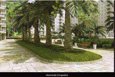 Apartamento, código 1818 em Santos, bairro Marapé