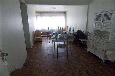 Sala Living, código 1800 em São Vicente, bairro Itararé