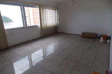 Apartamento, código 1787 em Santos, bairro José Menino