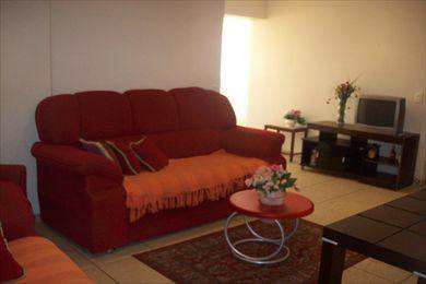 Apartamento, código 1773 em Santos, bairro José Menino