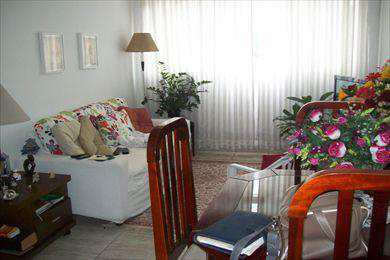 Apartamento, código 1769 em São Vicente, bairro Itararé