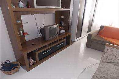 Sala Living, código 1735 em São Vicente, bairro Centro