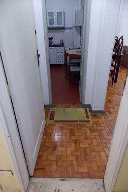 Apartamento, código 1712 em Santos, bairro José Menino