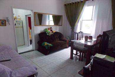 Apartamento, código 1707 em Santos, bairro José Menino