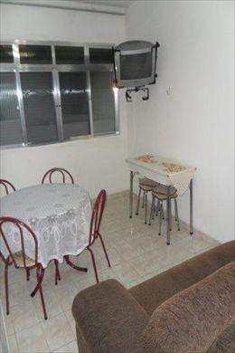 Apartamento, código 1682 em Praia Grande, bairro Caiçara
