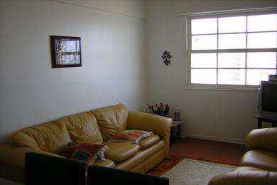 Apartamento, código 1669 em Santos, bairro José Menino