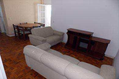 Apartamento, código 1629 em Santos, bairro José Menino