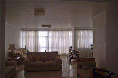 Apartamento, código 1610 em Santos, bairro Embaré