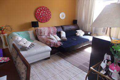 Apartamento, código 1602 em Santos, bairro Gonzaga