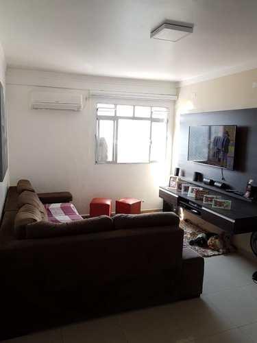 Apartamento, código 1597 em Santos, bairro José Menino