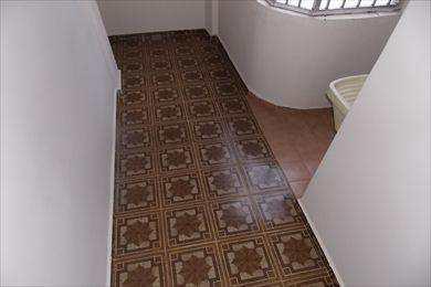 Apartamento, código 1574 em São Vicente, bairro Itararé