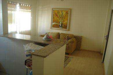 Apartamento, código 1551 em Santos, bairro Gonzaga