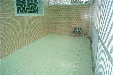 Sobrado, código 1548 em Santos, bairro Vila Belmiro