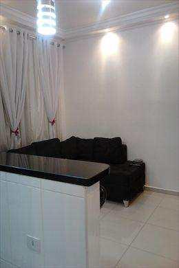 Apartamento, código 1583 em Santos, bairro José Menino