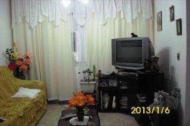 Apartamento, código 1507 em São Vicente, bairro Centro