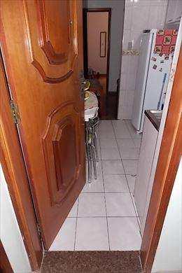 Apartamento, código 1501 em Santos, bairro José Menino
