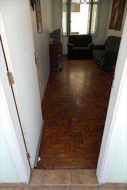 Apartamento, código 1483 em Santos, bairro José Menino