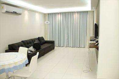 Apartamento, código 1429 em Santos, bairro José Menino