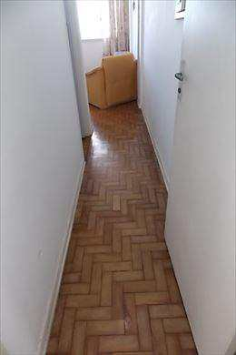Apartamento, código 1424 em Santos, bairro José Menino