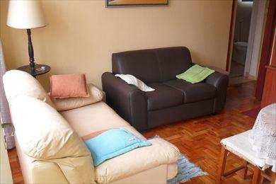Apartamento, código 1396 em Santos, bairro José Menino