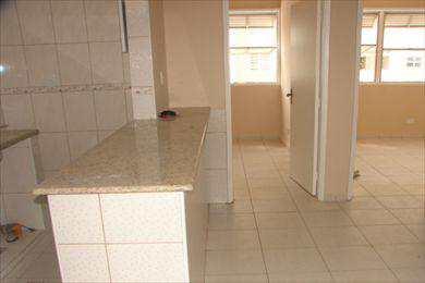Apartamento, código 1302 em Santos, bairro José Menino