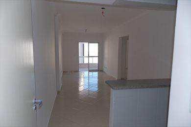 Apartamento, código 1267 em Praia Grande, bairro Caiçara