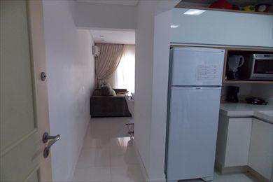 Apartamento, código 1265 em Praia Grande, bairro Canto do Forte