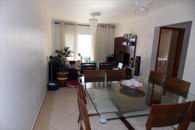 Apartamento, código 1266 em Praia Grande, bairro Aviação