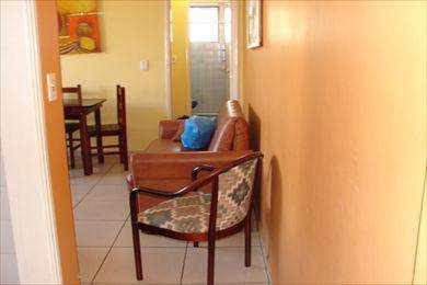 Apartamento, código 1263 em São Vicente, bairro Itararé