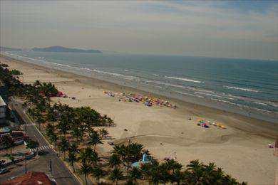 Cobertura em Praia Grande, no bairro Maracanã